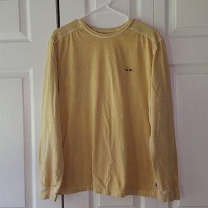 Yellow IZOD shirt